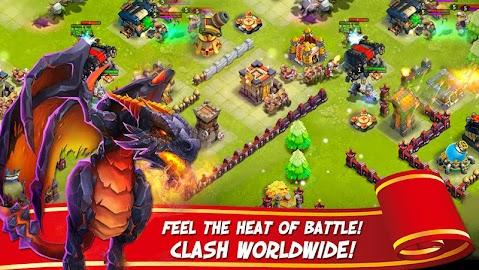 Castle Clash: Age of Legends Captura de pantalla 20