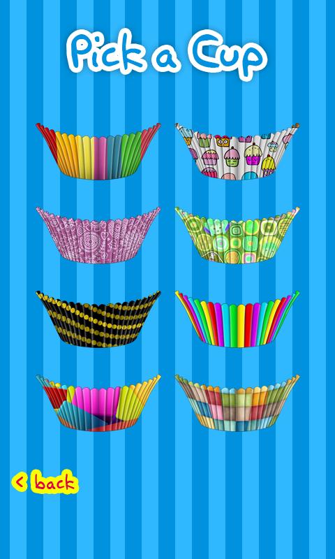 Cupcake Maker - screenshot