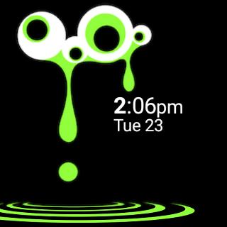 【免費工具App】Drip Watchface-APP點子
