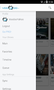 Voodoo TVDB - screenshot thumbnail