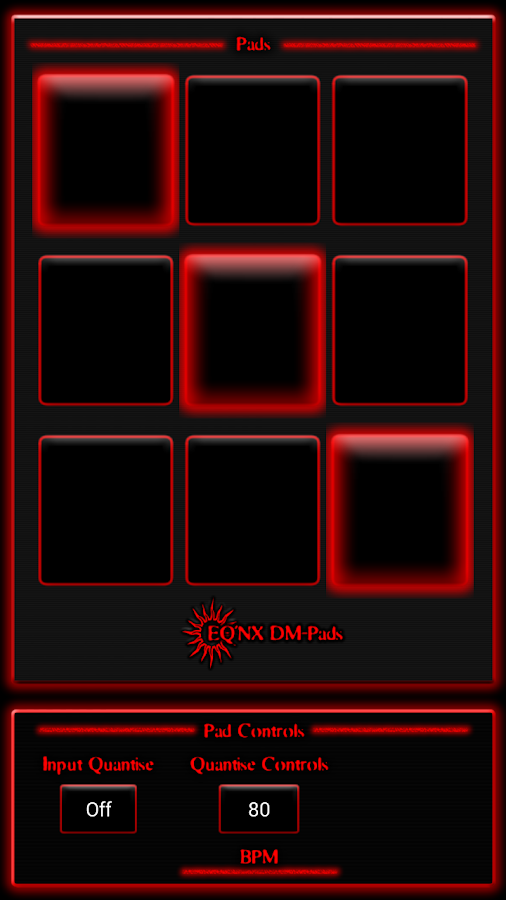 DM-Pads (Drum Pads) - screenshot