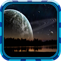 Night Sky Lock Screen HD icon