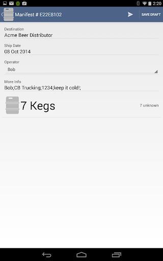 KegID app (apk) free download for Android/PC/Windows screenshot