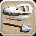 Dino Digger logo