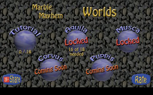 Marble Mayhem HD