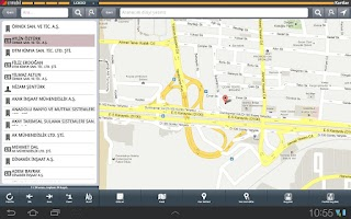 Screenshot of crmobil