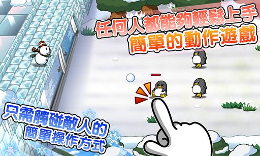 SNOW WORLD : 免費簡單防禦遊戲