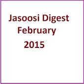 Jasoosi Digest Fabruary 2015