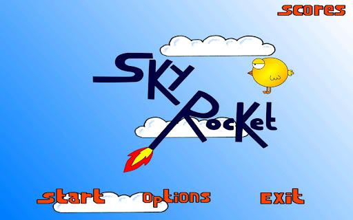 SkyRocket Ads-Supported