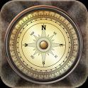 البوصلة - Compass icon