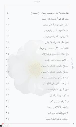 ديوان الشاعر : امرؤ القَيس