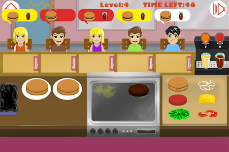 Burger Restaurant- screenshot thumbnail