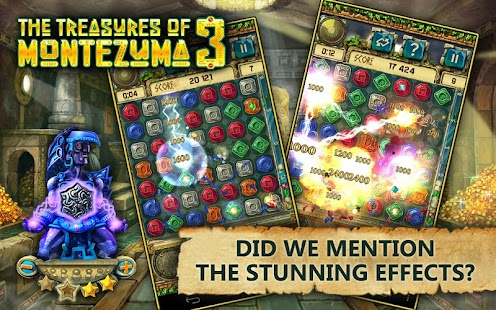 The Treasures of Montezuma 3 - screenshot thumbnail