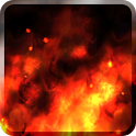 KF Flames Live Wallpaper icon