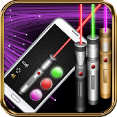 Laser Simulator (Prank)