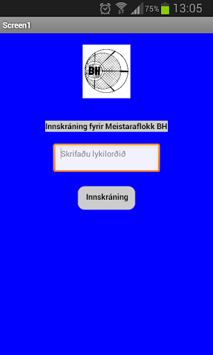 BH - Badmintonfélag Hfj.