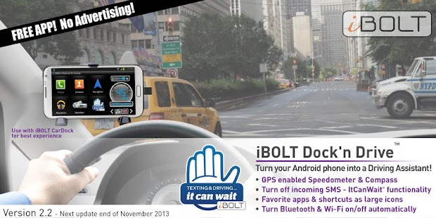 iBOLT Dock'n Drive - screenshot thumbnail