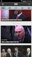 Screenshot of San Antonio Spurs