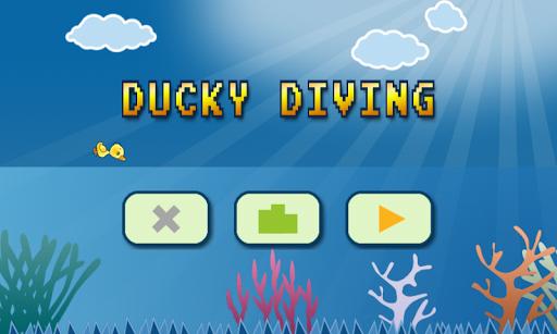 Ducky Diving