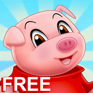 Three Little Pigs for kids 3+ for PC and MAC