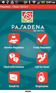 Pasadena - Citizen Service- screenshot thumbnail