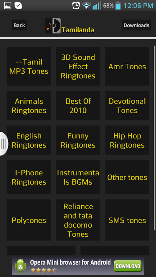 Tamil Songs Download Free - screenshot