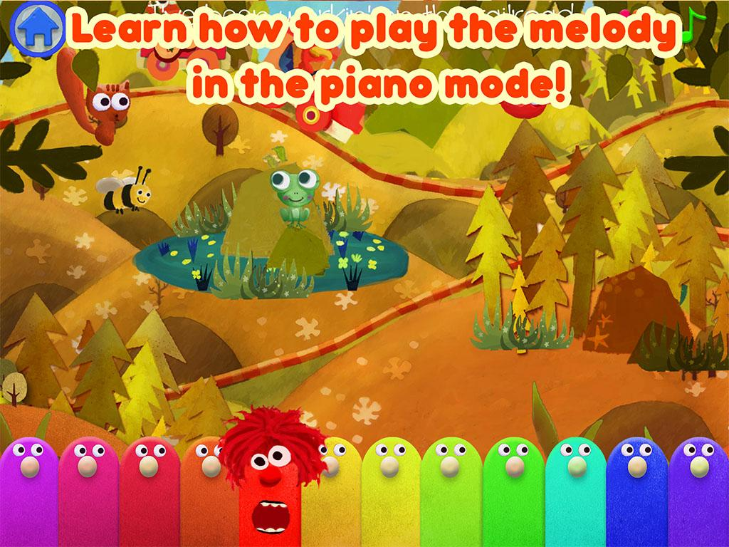 Kids Song Planet - Sing Along - screenshot