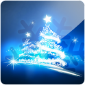 Christmas Mood in 3D logo