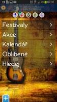 Screenshot of Concerts Events Festivals