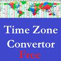 Timezone Converter Free icon