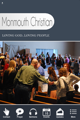 Monmouth Christian church