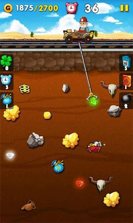 Gold Miner Free 1.5.065 screenshot 206248
