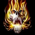 Skull 3D Live Wallpaper icon