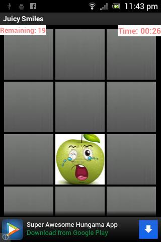 Tap Smiles - screenshot