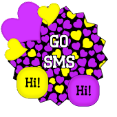 GO SMS THEME - SCS463