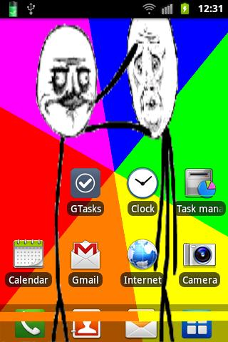 Memes Party Live Wallpaper - screenshot