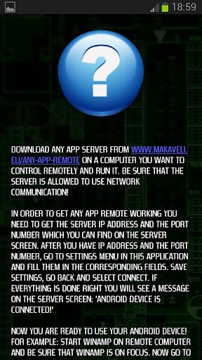 玩免費工具APP|下載Any App Remote FREE app不用錢|硬是要APP