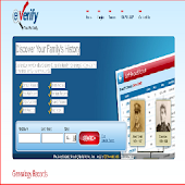 Genealogy Search Everify