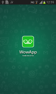 WowApp- screenshot thumbnail