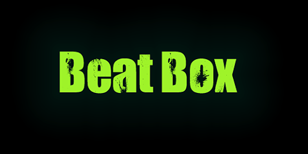 Beat Box My Maker 2014