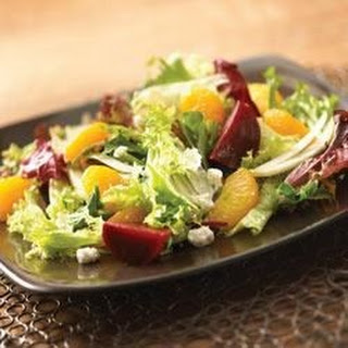 Beet, Fennel and Mandarin Orange Salad