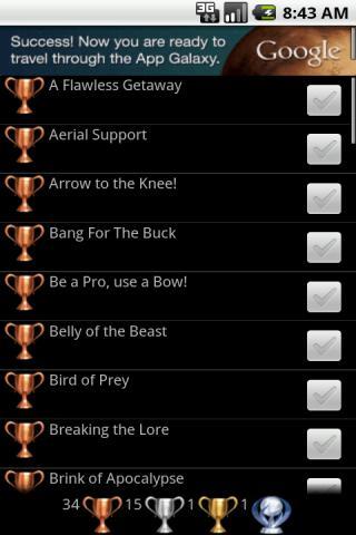 Trophies 4 Crysis 3