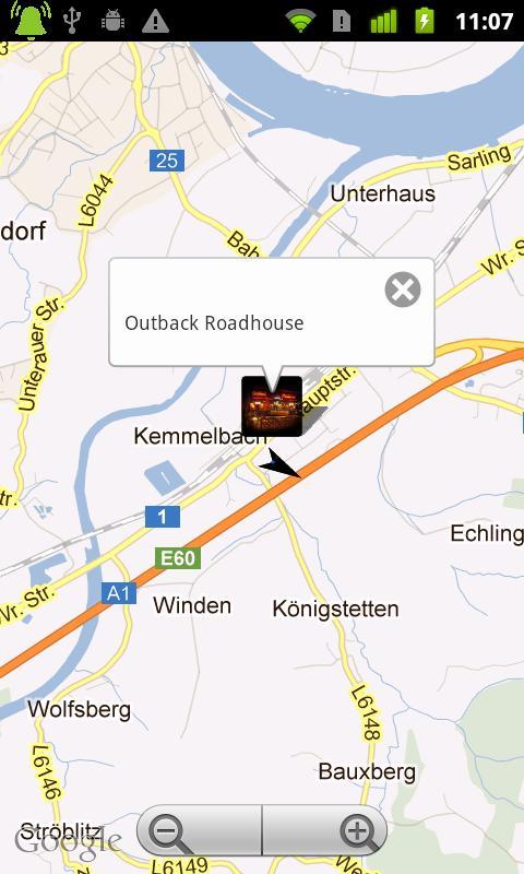 Outback Roadhouse- screenshot