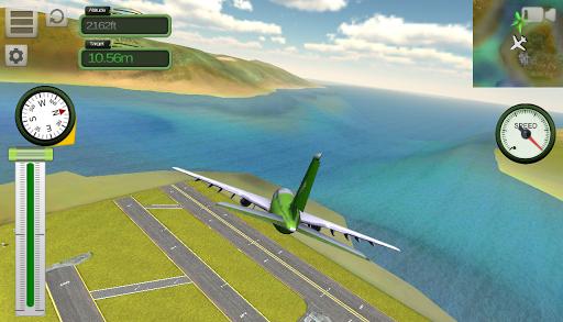 Boeing Airplane Simulator