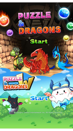パズル&ドラゴンズ Puzzle Dragons