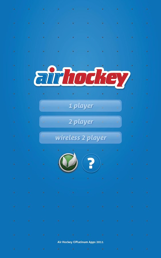 Platinum Air Hockey (Free) - screenshot