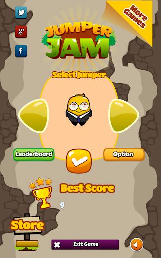 JumperJam - Endless Jumper