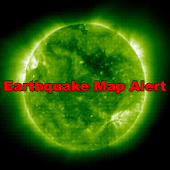 Earthquake Map Alert Tip
