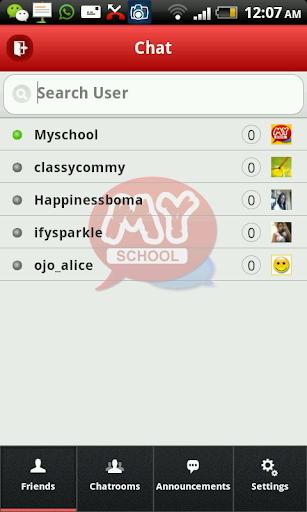 玩免費通訊APP|下載Myschool Chat app不用錢|硬是要APP