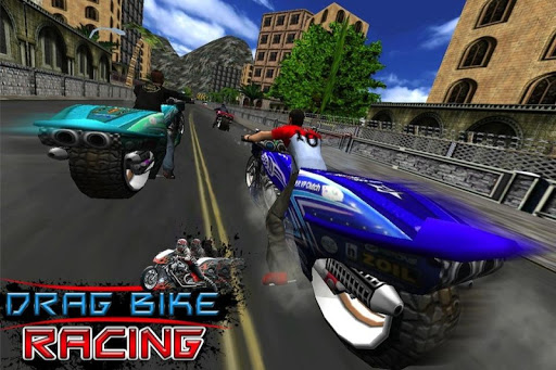 Drag Bike Racing 3D Game
